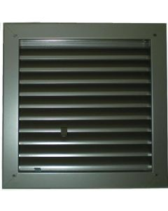 1200A - Twin Blade Adjustable Louver