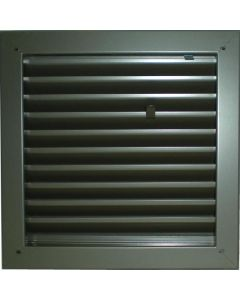 1900A - Fire-Rated, Adjustable Z-Blade Louver