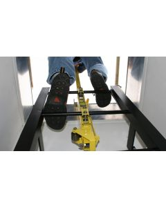 LU-3 Bilco LadderUP Safety Post - Type 304 Stainless Steel